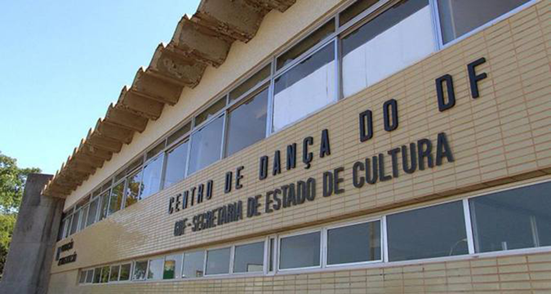 Reabertura do Centro de Dança do DF